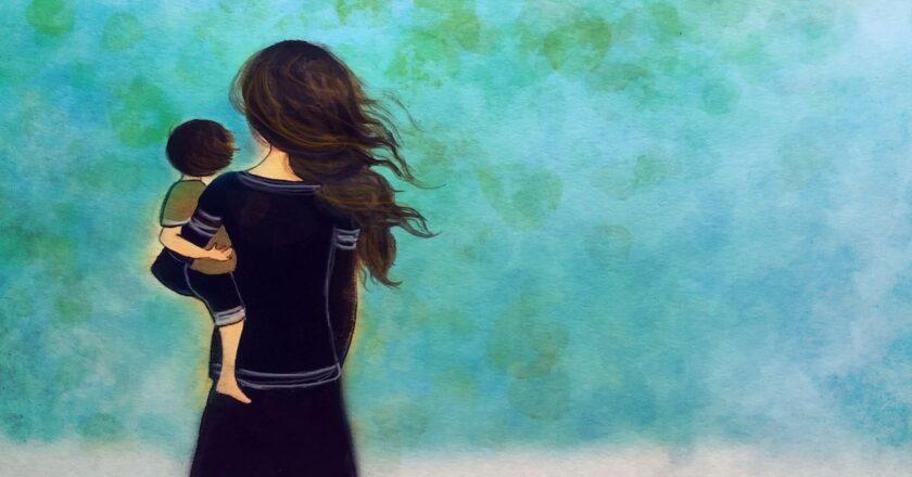 মা হওয়ার গল্প | তারানা এ. তাবাসসুম